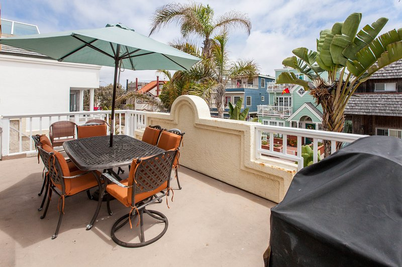 Entry Level Balcony - SANLUISREY732 - San Diego - rentals