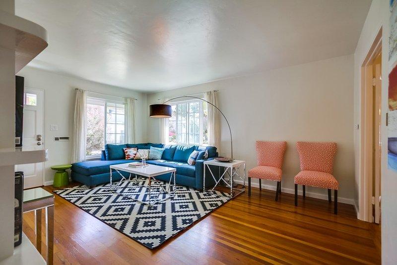 Living Room - ELECTRIC - La Jolla - rentals