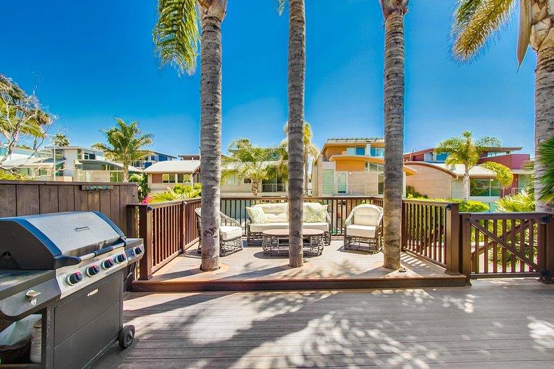 Deck - PLAYADELNORTE - La Jolla - rentals
