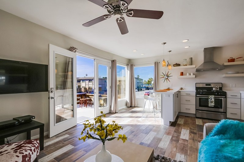 Open Concept living - SANTAMONICA - San Diego - rentals