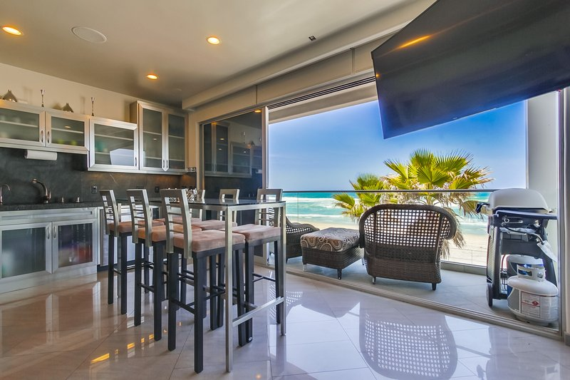 Dining area - SOUTHBEACH4 - Mission Beach - rentals