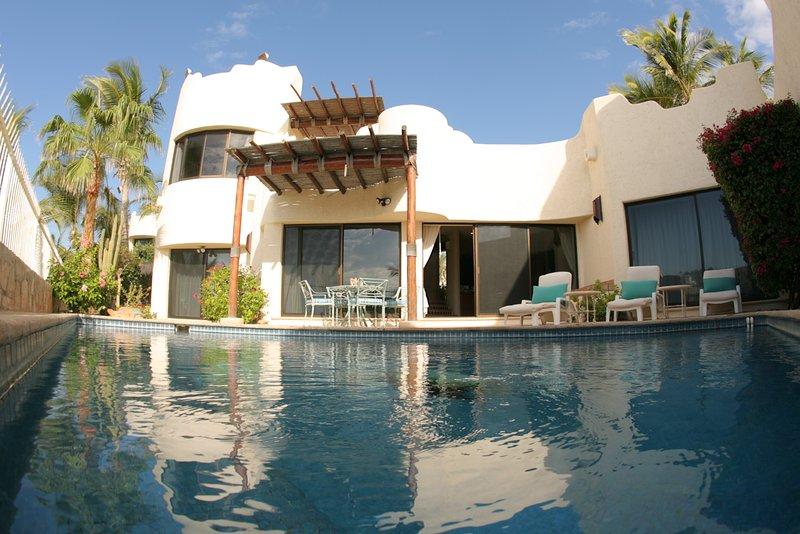Pool and patio area - Casa Lisa Portobello - 3 Bedrooms - San Jose Del Cabo - rentals