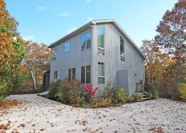 PRIVATE KATAMA HOME CLOSE TO BEACH & TOWN - Image 1 - Edgartown - rentals