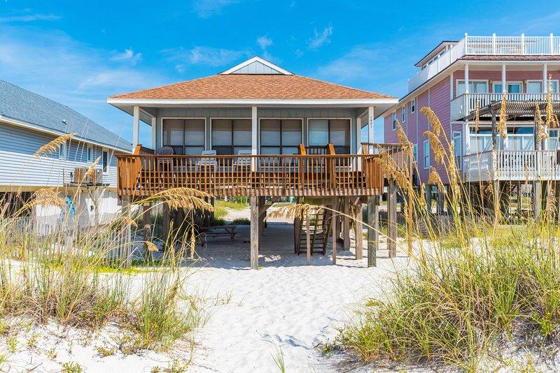 Drift Inn 2 offers guests a great beachfront value - Drift Inn 2 - Gulf Shores - rentals