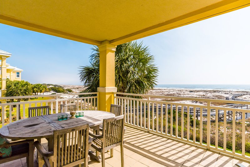 Relax while relishing in the sounds of the ocean. - La Brisa (201W) - Gulf Shores - rentals