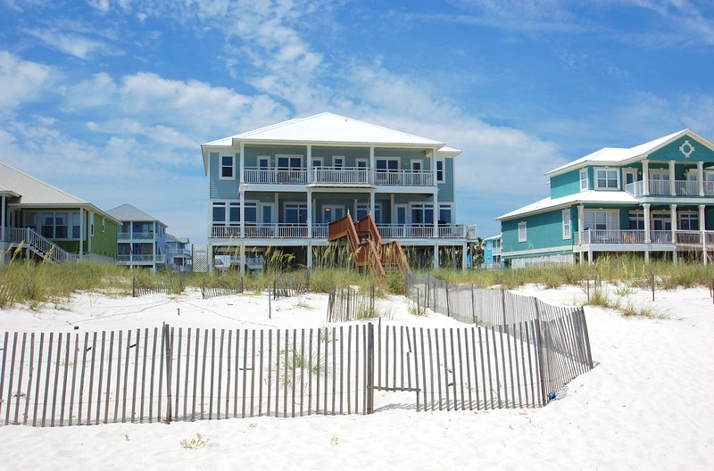 Let this amazing beachfront home take away all your stress. Sleeps 26!! - Brainstopper - Fort Morgan - rentals