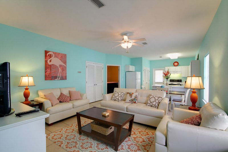 Relax and unwind in this beach themed haven! - Nature's Haven  (4260 B) - Orange Beach - rentals