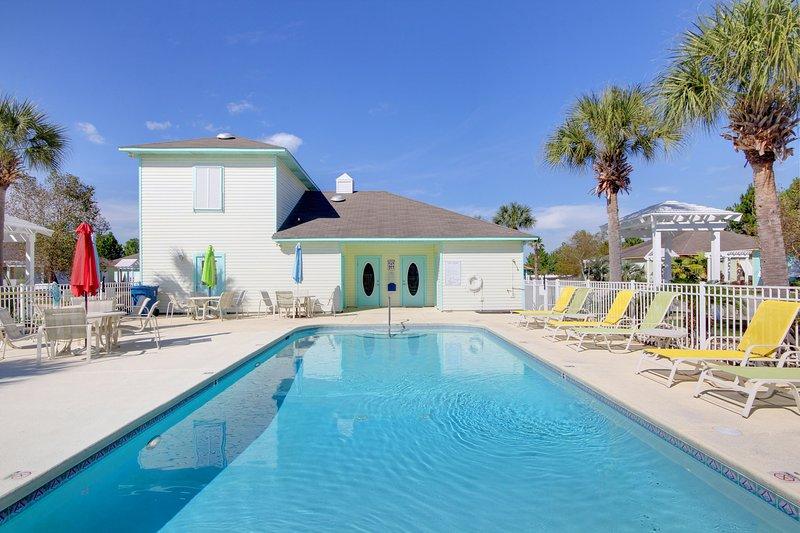 Dive into the glistening pool! - Serenity (4301B) - Orange Beach - rentals