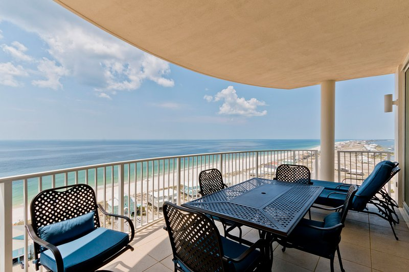 Direct Gulf and Beach Views, 18th Floor of Mustique Condo - Dolphin View (Mustique 1801) - Gulf Shores - rentals
