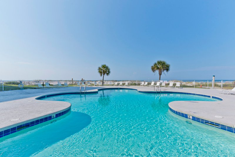 Enjoy the option of TWO glistening outdoor pools! - Beach Dream (Plantation Palms #6108) - Gulf Shores - rentals