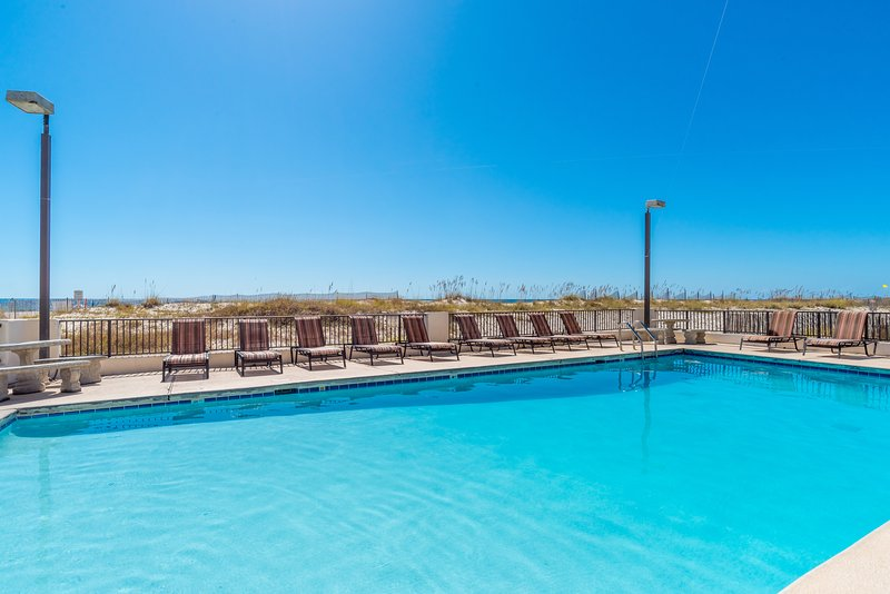 Beautiful outdoor pool! - Island Winds East #310 - Gulf Shores - rentals