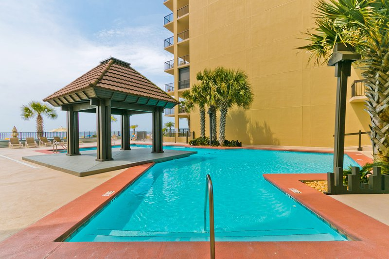 Spacious Outdoor Pool - Romar House 702B - Orange Beach - rentals