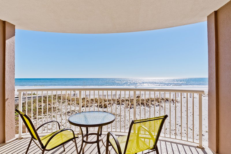 Beach Front with Great Views! - Whitesands (Royal Palms #207) - Gulf Shores - rentals