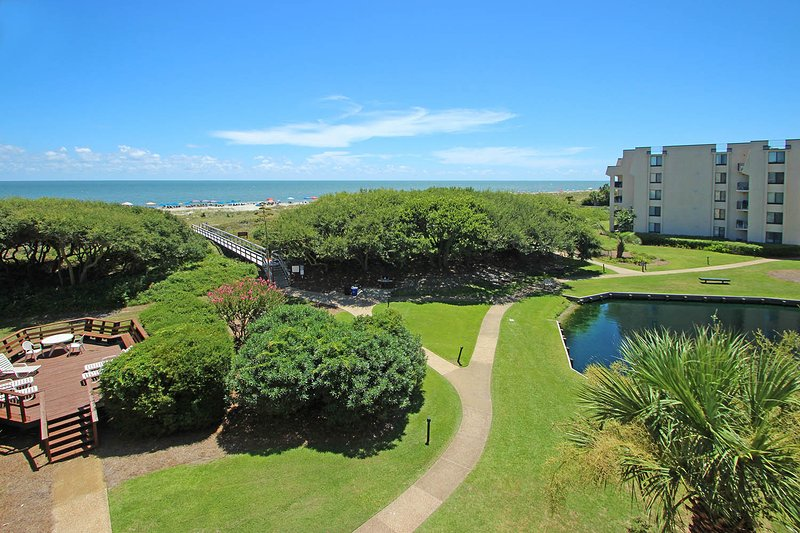 Island Club, 6401 - Image 1 - Hilton Head - rentals