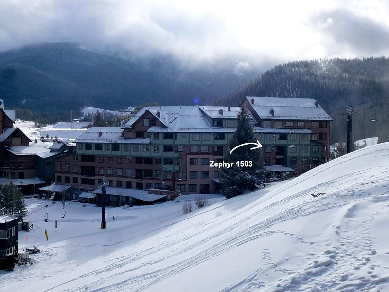 Zephyr Mountain Lodge 1503 - Image 1 - Winter Park - rentals