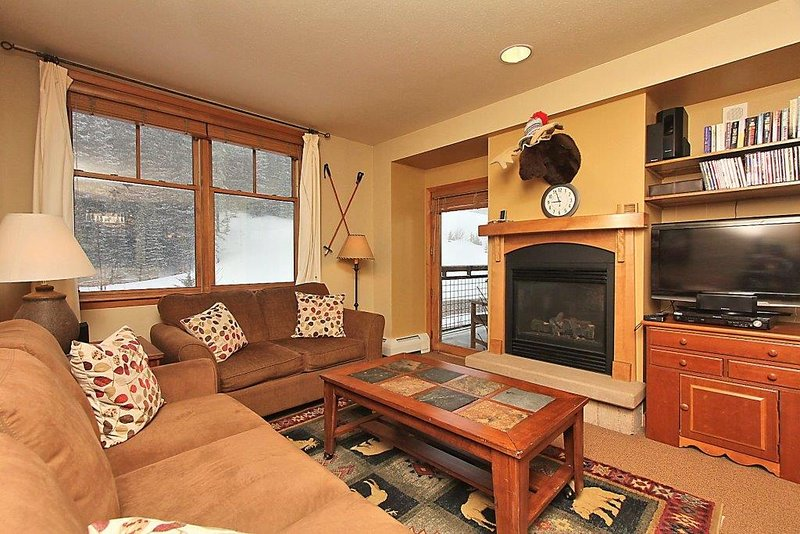 Bright and welcoming. - Zephyr Mountain Lodge 1601 - Winter Park - rentals
