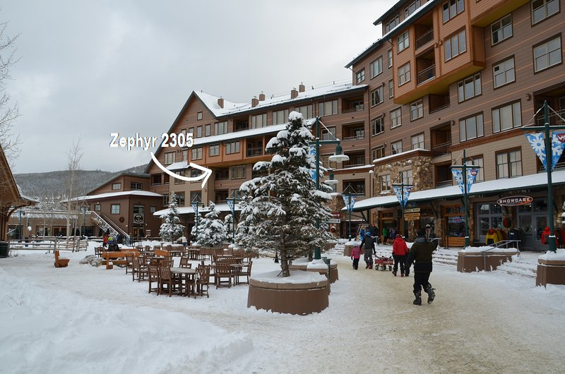 Zephyr Mountain Lodge 2305 - Image 1 - Winter Park - rentals