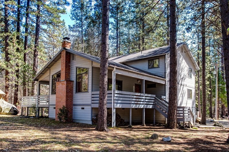 Cabin Among The Firs - (1) Cabin Among the Firs - Wawona - rentals