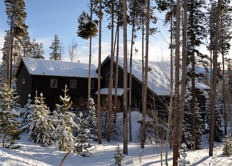 Large mountain retreat above Downtown Winter Park - Trout Creek Lodge - Winter Park - rentals