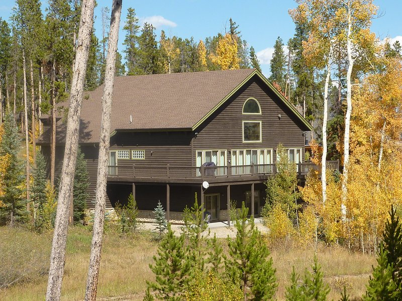 Secluded and peaceful in the aspen. - Trout Creek Lodge - Winter Park - rentals
