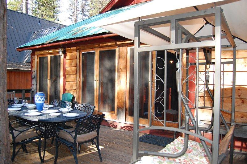 Black Oak Lodge - (10N) Black Oak Lodge - Wawona - rentals