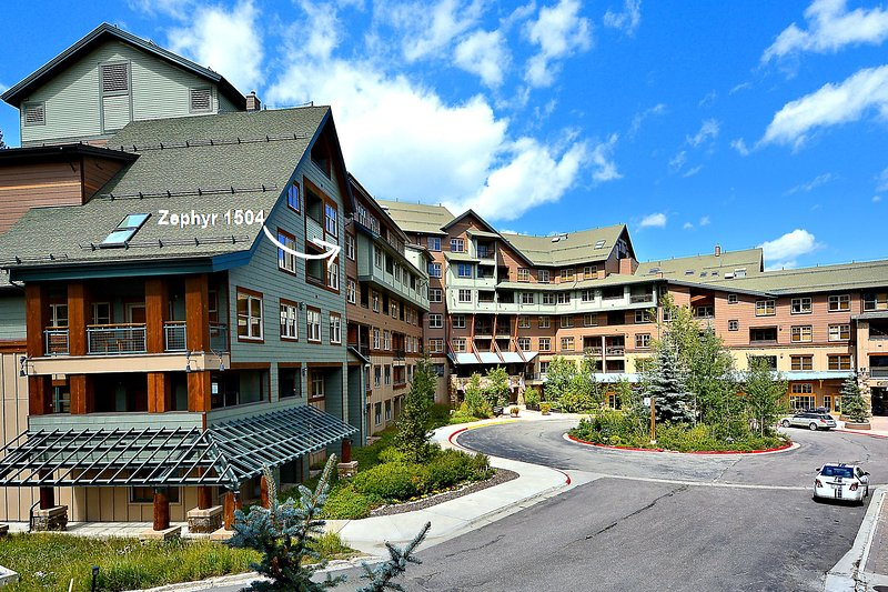 Zephyr Mountain Lodge 1504 - Image 1 - Winter Park - rentals