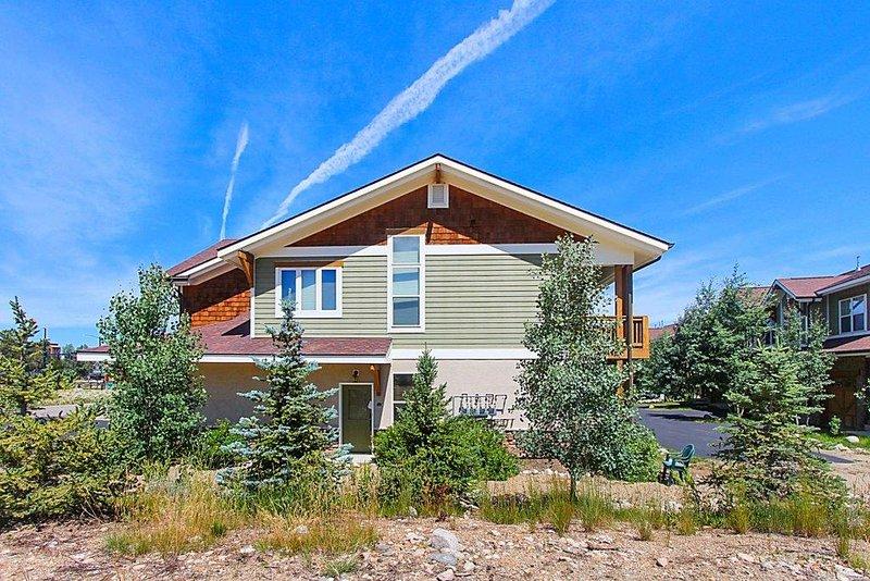 This ground floor condo gets lots of sunshine - Telemark 510 - Winter Park - rentals