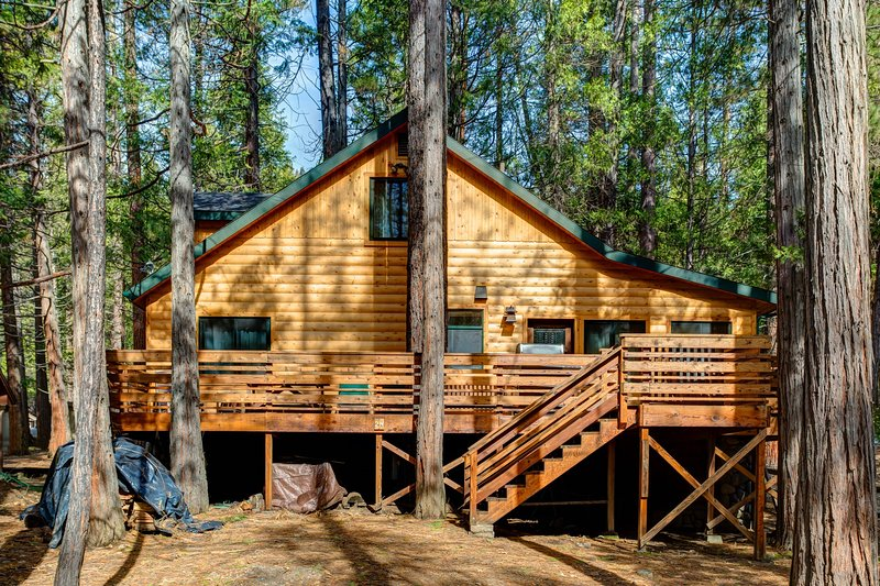 Big Pine Lodge - (2N) Big Pine Lodge - Yosemite National Park - rentals