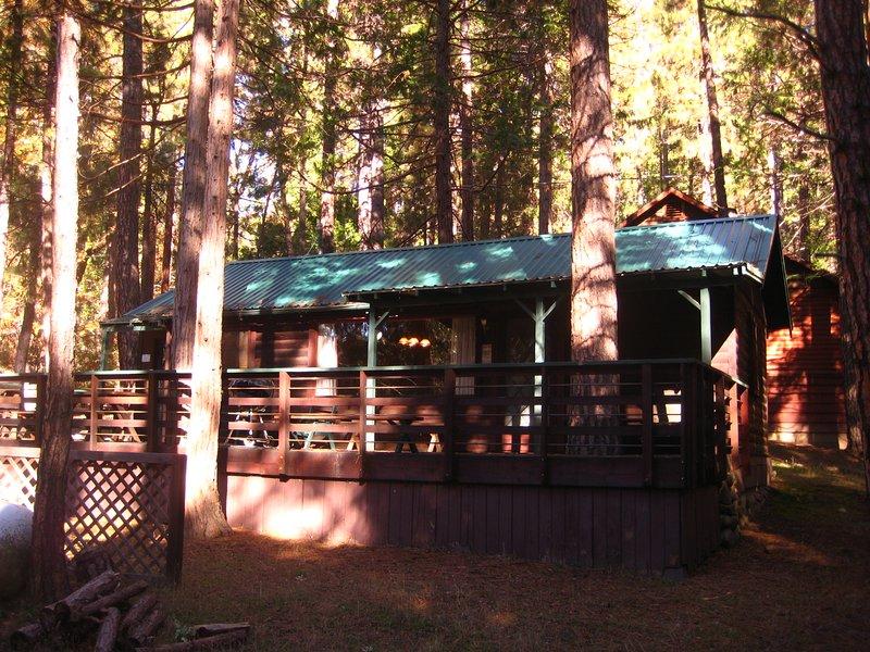 The Mini Cabin - (38) The Mini Cabin - Wawona - rentals