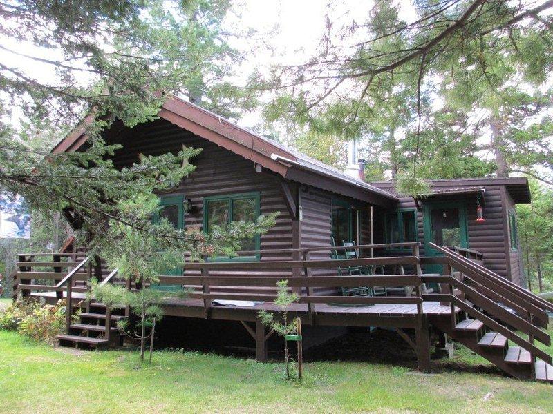 Exterior - Running Bear - Rangeley - rentals