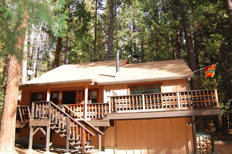 Finster's Treehouse - (54) Finster's Treehouse - Wawona - rentals