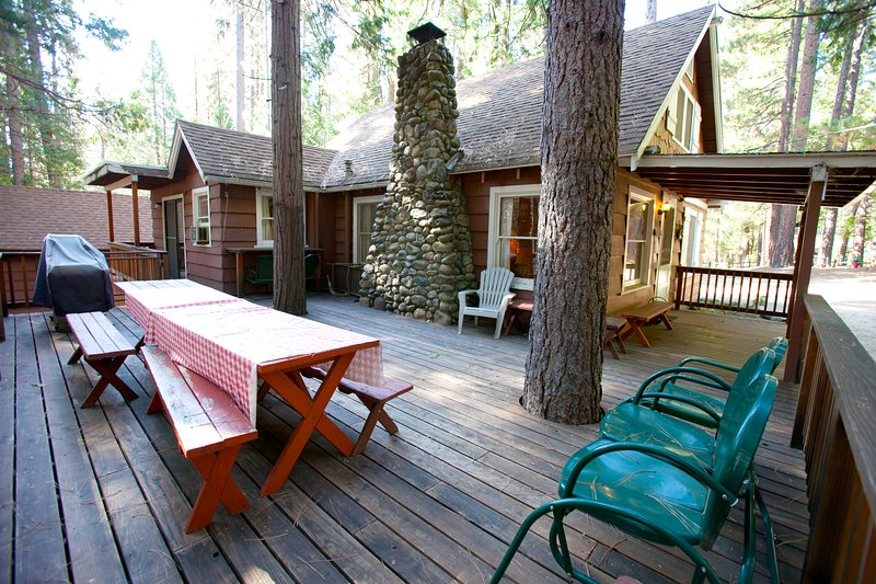Chatterton's cozy historic cottage - (80) Chatterton's Chalet - Wawona - rentals