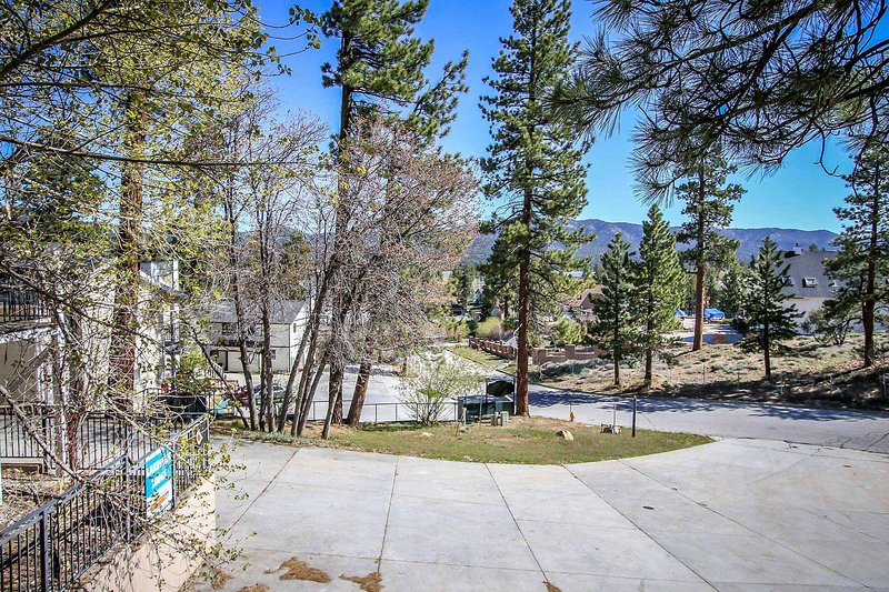 View from Lodge - 982 B-Lakeview Lodge - Big Bear Lake - rentals