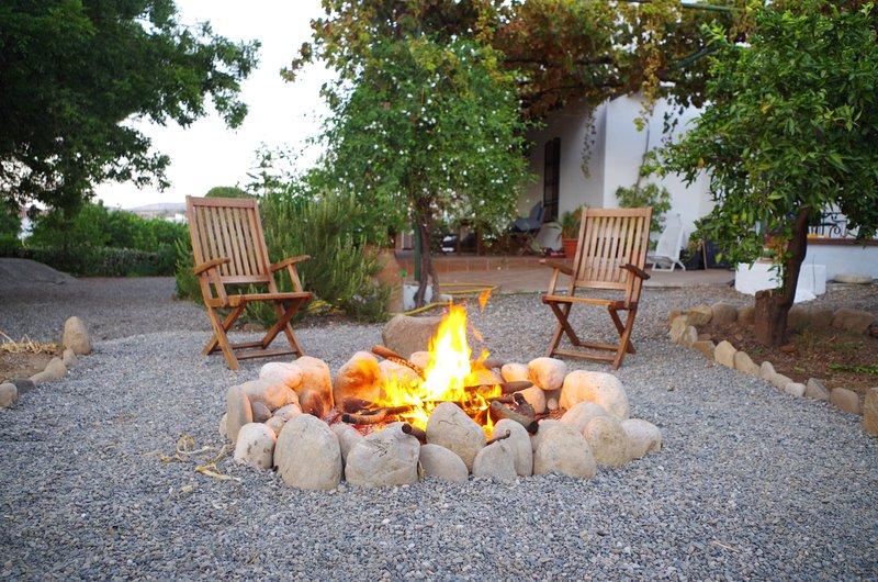 Romantic Farmhouse La Gavia, Pool-A/C-Jacuzzi - Image 1 - Alora - rentals