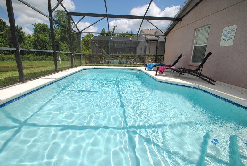 Pool - 163SC -Sundown Villa - Davenport - rentals