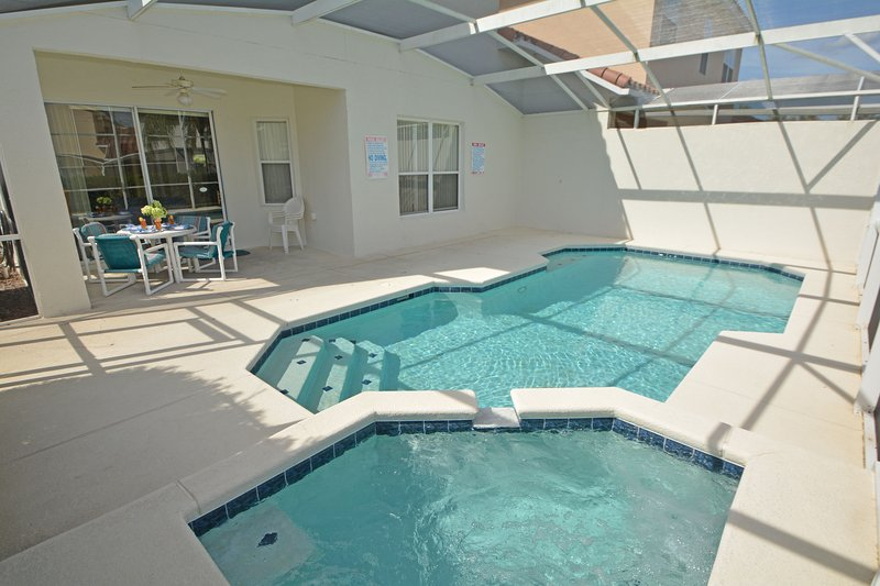 Jacuzzi - T628BD-Sunflower Lodge - Davenport - rentals