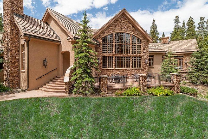Six Bedroom Breckenridge Vacation Rental - Gold King Retreat - Breckenridge - rentals