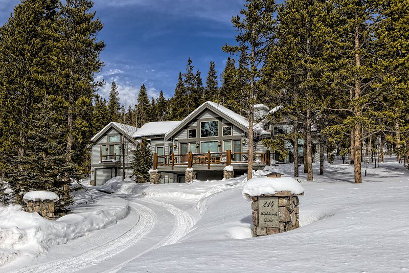 Four Bedroom Breckenridge Vacation Rental - Highlands Getaway - Breckenridge - rentals