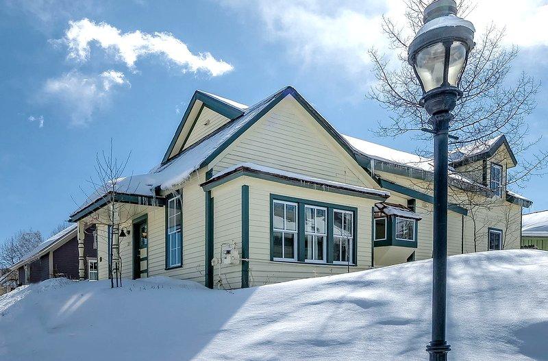 Exterior View - Callisto's Cottage - Breckenridge - rentals