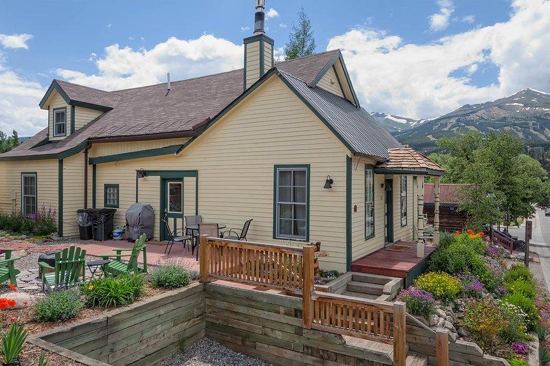 Three Bedroom Breckenridge Vacation Rental - Callisto's Cottage - Breckenridge - rentals