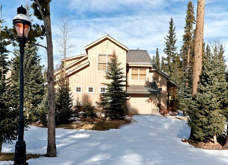 3-bedroom on Peak 8 - Settler's Rest - Breckenridge - rentals