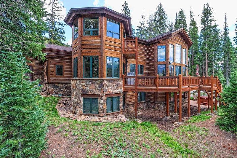 Four Bedroom Breckenridge Vacation Rental - Barney Ford Lodge - Breckenridge - rentals