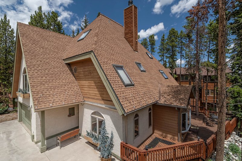 Five Bedroom Breckenridge Vacation Rental - Timber Hill Chalet - Breckenridge - rentals