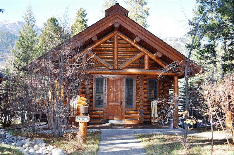 Granite Ridge Cabin 7560 - Image 1 - Teton Village - rentals