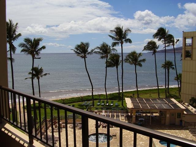 Sugar Beach Resort 1 Bedroom Ocean View 508 - Image 1 - Kihei - rentals