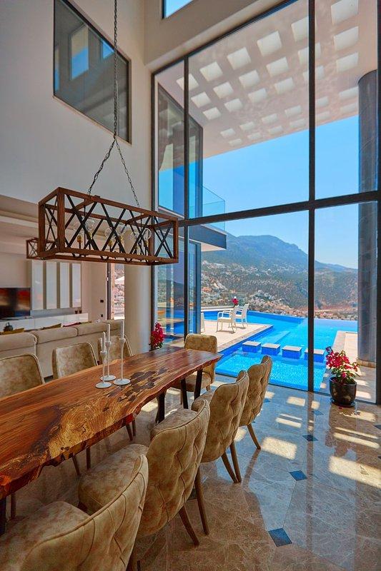 Unlimited Villa - Image 1 - Kalkan - rentals