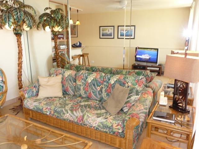 Island Sands Resort 1 Bedroom 110 - Image 1 - Maalaea - rentals
