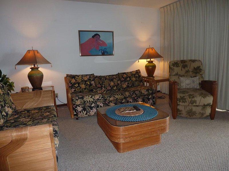 Pono Kai 2 Bedroom Ocean Front B201 - Image 1 - Kapaa - rentals