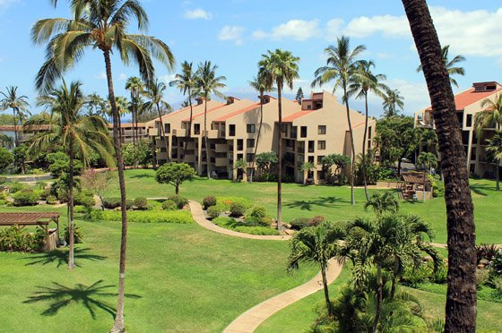 Kamaole Sands 1 Bedroom Partial Ocean View Suite - Image 1 - Mauna Lani - rentals