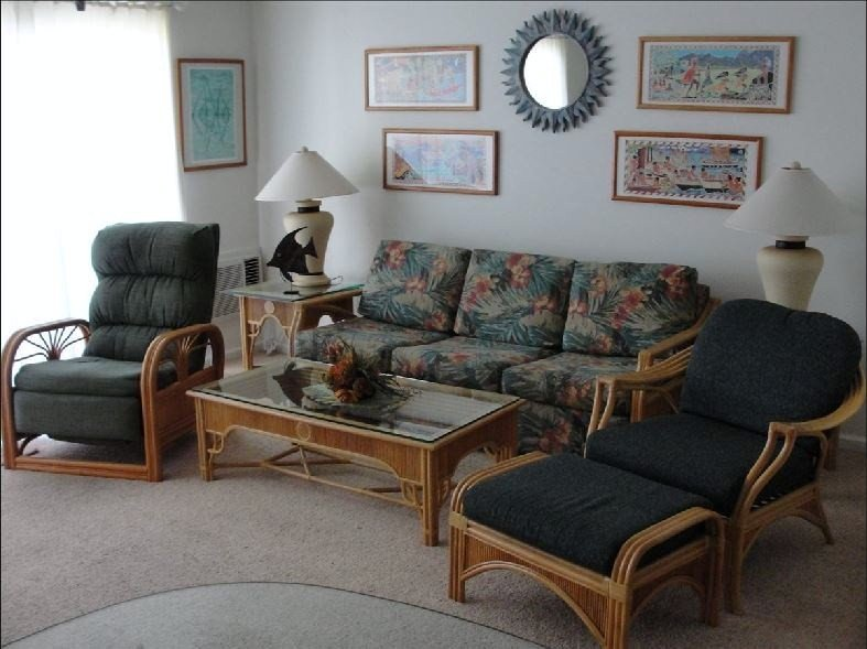 Maui Kamaole 1 Bedroom Ocean View J118 - Image 1 - Kihei - rentals